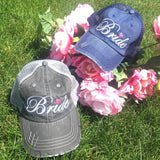 Hats and tanks { Bride } 1 gray hat $12 clearance. 1 black XL tank $15 clearance. - Stacy's Pink Martini Boutique