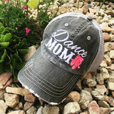 Hat { Dance mom } Black OR gray. Customize by adding names and numbers!
