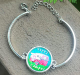 Jewelry { Happy Camper } 1 left! $5 jewelry sale! - Stacy's Pink Martini Boutique