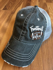 Hat { Football mom }