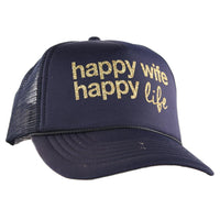 Hats, tanks and Shirts { Happy wife happy life } - Stacy's Pink Martini Boutique