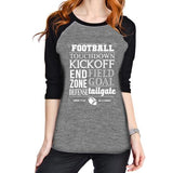 Hats, tanks, shirts, jewelry.  { Football } Assorted styles. Football mom, Love me like you love football, Football forever, Tailgate hair don't care. - Stacy's Pink Martini Boutique