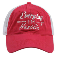 Hats and tops { Everyday I'm hustlin' } - Stacy's Pink Martini Boutique