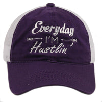 Hats and tops { Everyday I'm hustlin' }