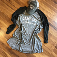 Shirt { Game day is the best day } Football. Hockey. Soccer. Basketball. Baseball. Softball. - Stacy's Pink Martini Boutique