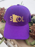 Hats { Minnesota } Sota Clothing Co. Heather gray and black embroidered paddle patch unisex Richardson 112 adjustable snapback. Assorted styles. Free jewel with order! Sota. Augsburg. MN 32. - Stacy's Pink Martini Boutique