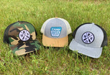 Hat { Minnesota } Pink and white camouflage • State of Mn • Womens trucker cap • Adjustable snapback • Mesh breathable back • Sota • $10 hat! • Only 6 left!! - Stacy's Pink Martini Boutique