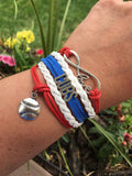 Bracelets, hats or mittens  { Chicago Cubs }