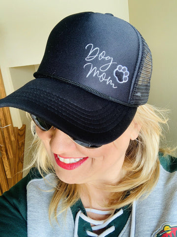 Dog hats • Dog mom - Stacy's Pink Martini Boutique