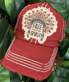 Trucker hats • Embroidered • Summer • Mama • Camping • Vaca • Dreamer - Stacy's Pink Martini Boutique