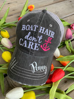 Pool hats! Pool hair dont care | Pool please | Trucker caps | Flip flops or flamingo on a floatie with a drink - Stacy's Pink Martini Boutique