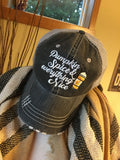 Hats { Pumpkin spice and everything nice } Pumpkin spice and Jesus. Pumpkin spice and chill. 3 sayings in 3 colors. Embroidered distressed trucker cap. Black suede. Black and white herringbone. Blanket Scarf. Plaid. - Stacy's Pink Martini Boutique