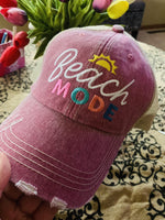 Beach hats! Beach mode • 3 colors - Stacy's Pink Martini Boutique