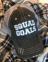 Hats { Squad Goals } 5 colors and styles. #squadgoals. - Stacy's Pink Martini Boutique