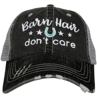 Barn hats! Barn hair dont care. - Stacy's Pink Martini Boutique