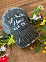 Hats and T-shirts { Just another manic mom day } - Stacy's Pink Martini Boutique