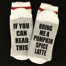Socks! Wi-ne , be-er, coffee, chocolate, kisses, bacon! If you can read this bring me.... - Stacy's Pink Martini Boutique