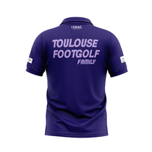 Charger l'image dans la galerie, Polo Homme Toulouse Footgolf Family