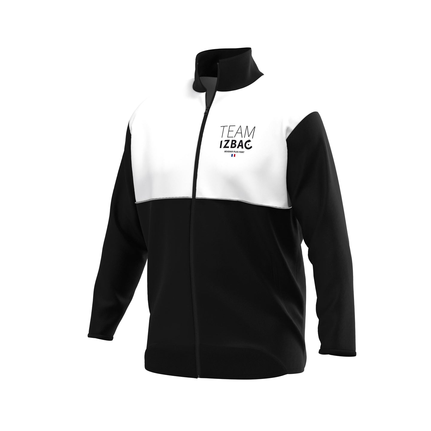 Veste Survêtement White Team