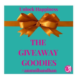 Giveaway Gifts for Rakshabandhan