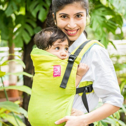Image of Aalia Full WCSSC Baby Carrier
