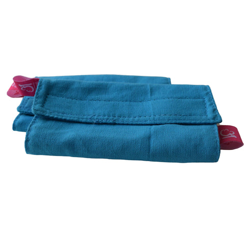 Image of Sanskriti Turquoise Blue Flexy+Lumbar Support+Droolers