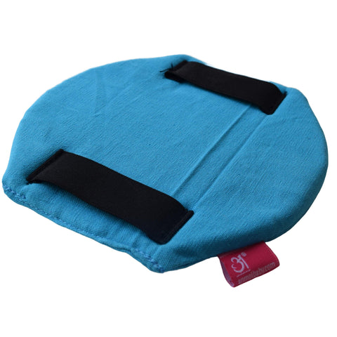 Dolphin Turquoise Blue Flexy+Lumbar Support+Droolers