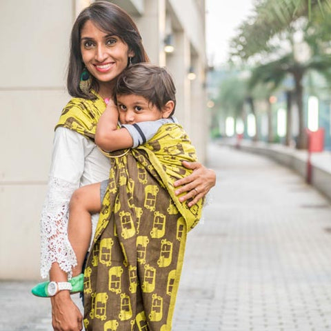 Image of Rickshaw Hybrid Ring Sling