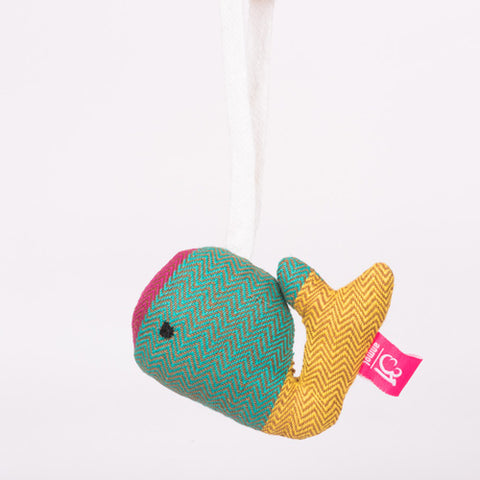 Toy - Multicolor Whale