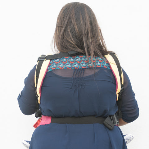 Image of Satvik Prata Full WCSSC Baby Carrier