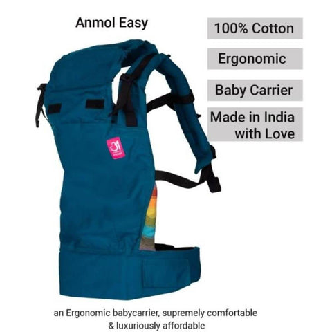 Image of Anmol Easy Teal Blue