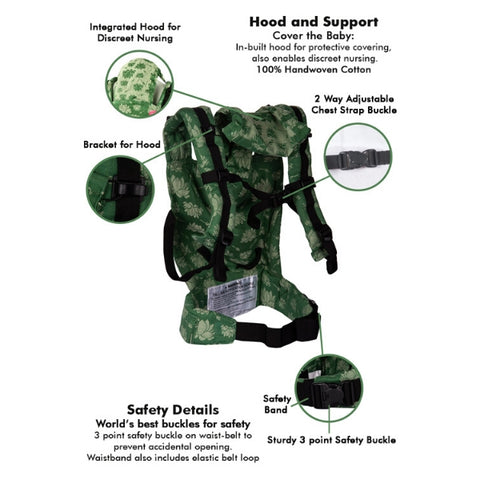 Image of Padma Full WCSSC Baby Carrier