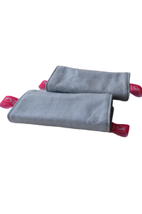 Cloud Grey Flexy+Lumbar Support+Droolers