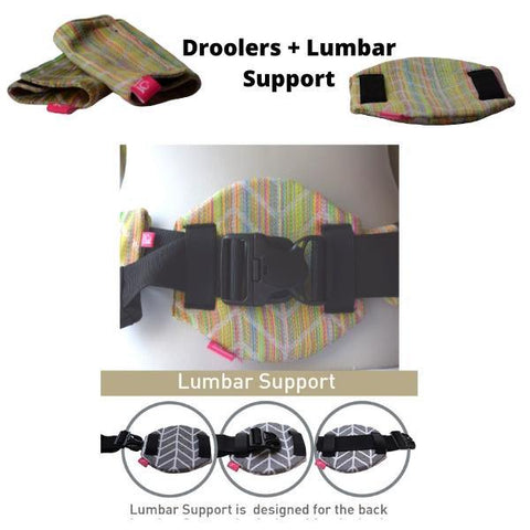 Aquarelle Shiv Flexy+Lumbar Support+Droolers