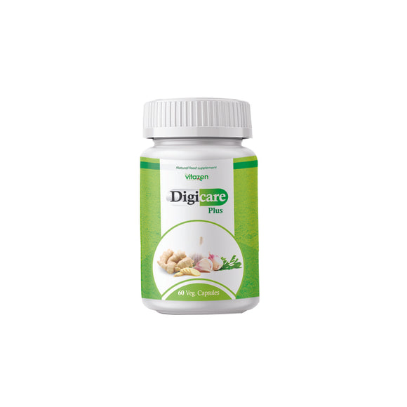 Digicare Plus - Ginger & Garlic Extracts - J MED