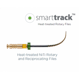 SmartTrack NiTi Heat-Treated Rotary Files