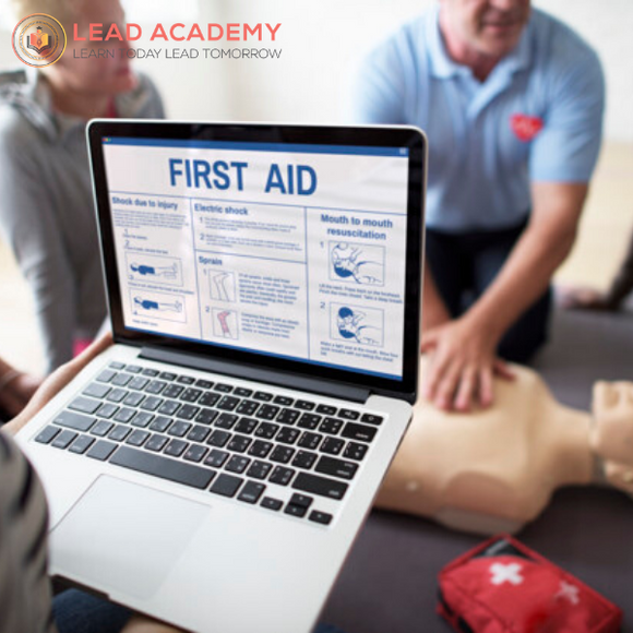 First Aid at Workplace E-Course - J MED
