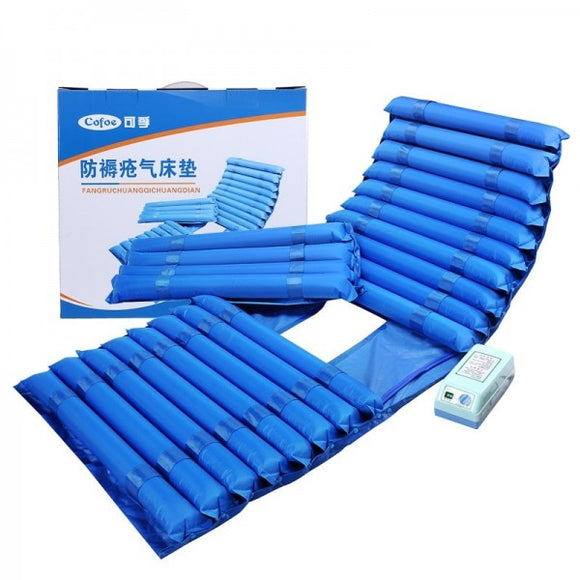 Cofoe Anti Bedsore Striped Air Mattress With Pump