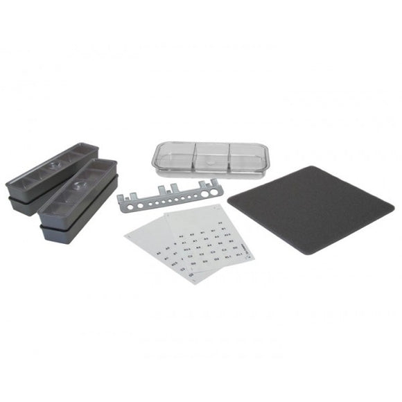 Capsule Composite Kit Organizers (Without Tub & Cover) by Zirc