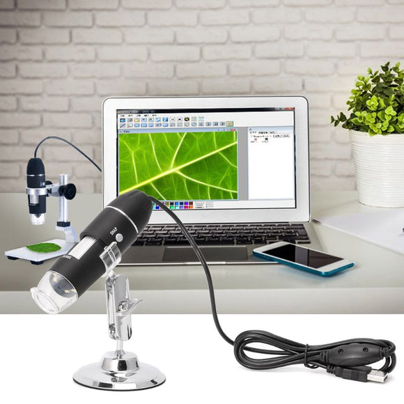 OOTDTY USB Digital Microscope