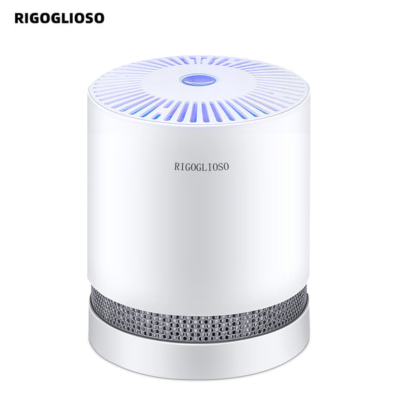 RIGOGLIOSO Air Purifier With  HEPA Filter