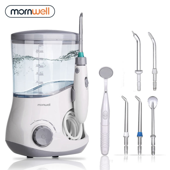 MornWell Oral Jet Irrigator & Dental Water Flosser