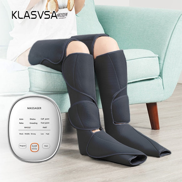 KLASVSA Leg Air Compression Massager