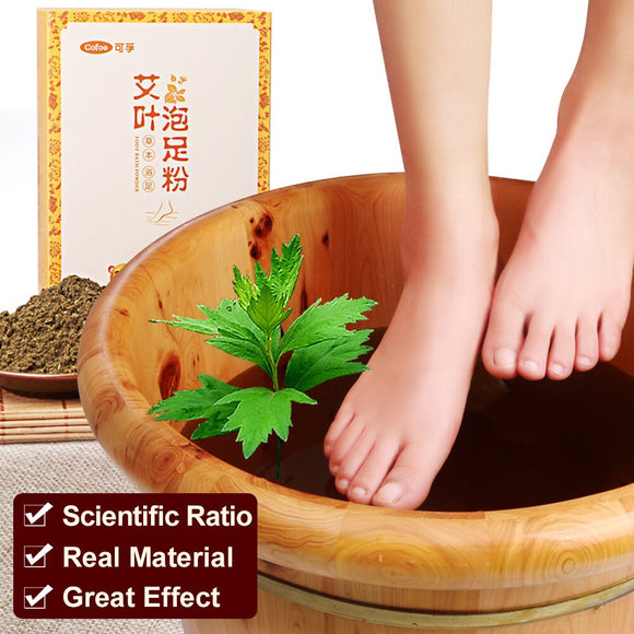 COFOE Foot Bath Natural Herb Powders