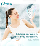 QMELE 2in1 IPL Hair Removal Device