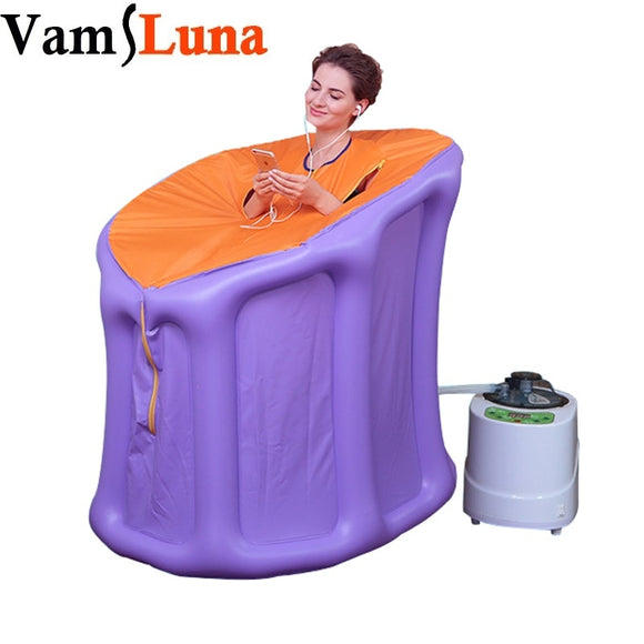 VamsLuna Portable Steam Sauna