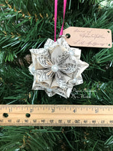 Load image into Gallery viewer, Anne of Green Gables Kusudama Christmas Ornament