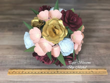 Load image into Gallery viewer, Boho Paper Flower Mix