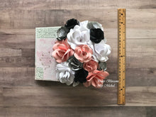 Load image into Gallery viewer, Paper Flower Coffee Table Centerpiece