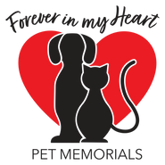Forever in my Heart Pet Memorials
